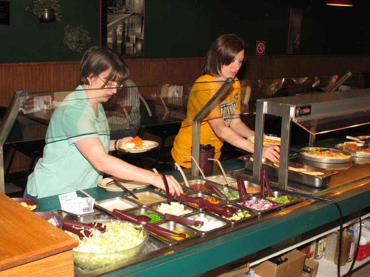 tallianos buffet