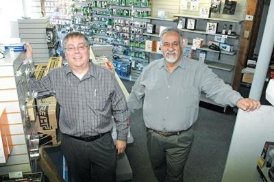 City's Radio Shack one of the last still in business