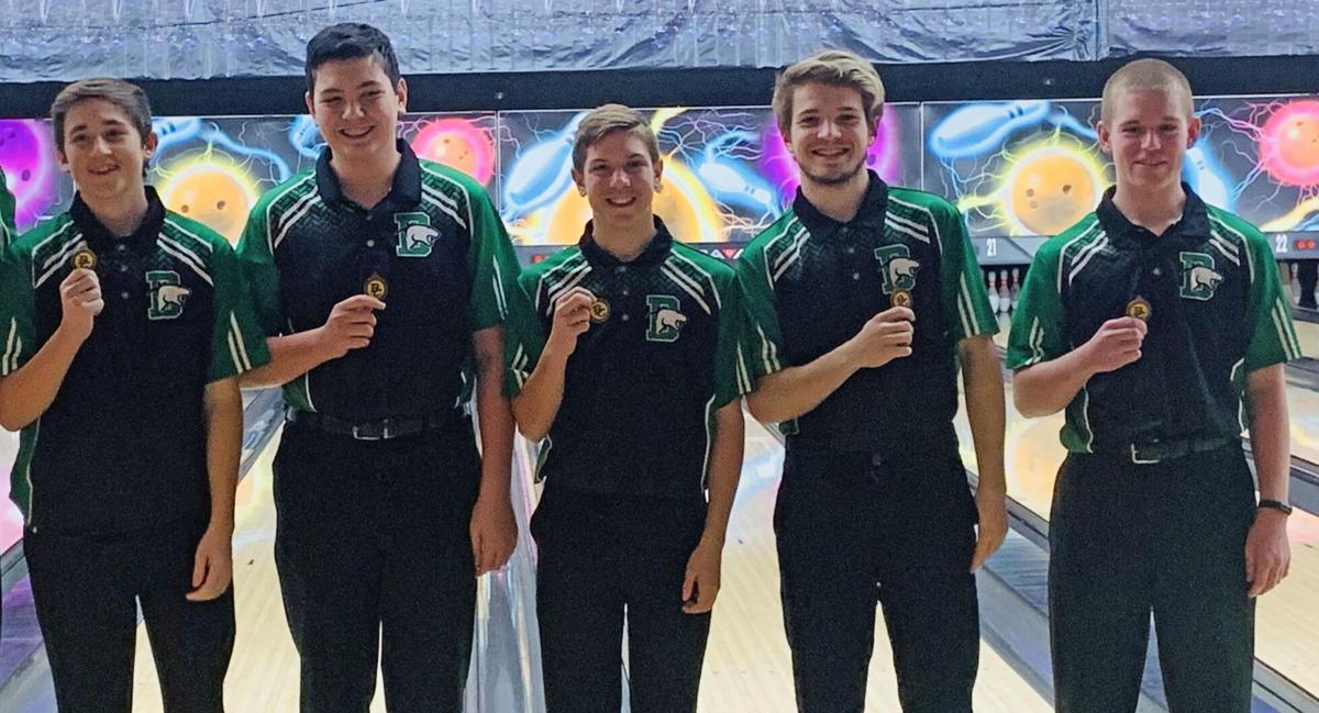 Derby boys bowling 2020-2021