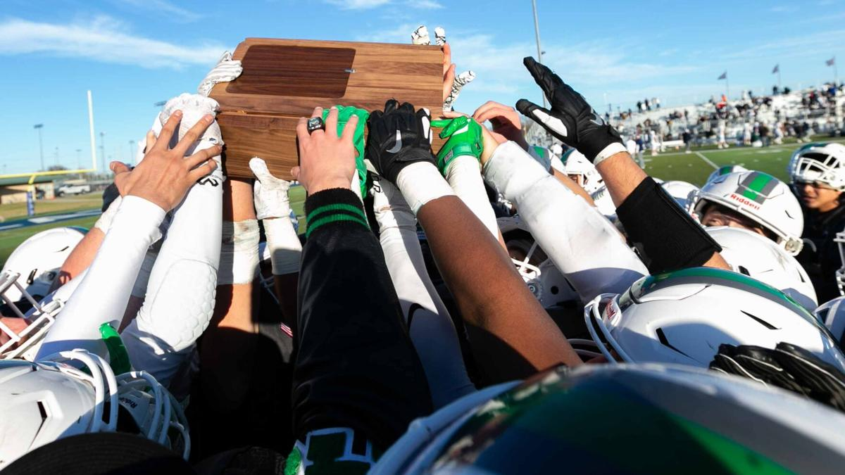 SEVENTH HEAVEN: Derby adds its next state championship