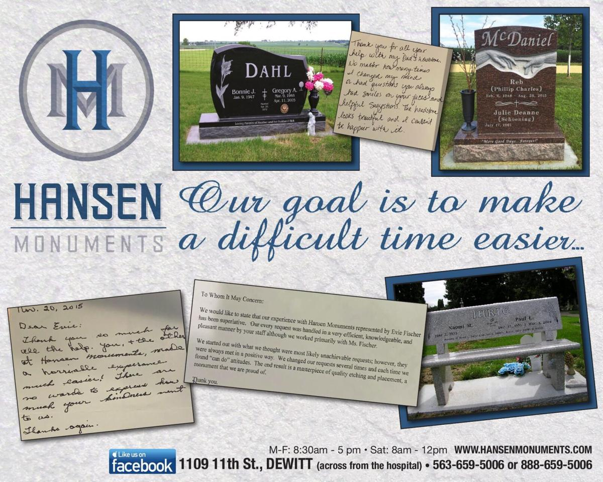 Hansen-Our goal is to make