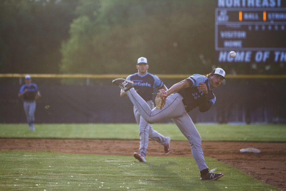 Rebels drop home contests to Comets, Pirates   Sports ...