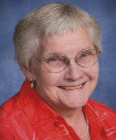 Sally Burke will note 90th birthday