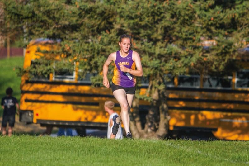 Senior duo leads way-Carly