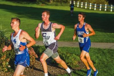 Warriors run to title at Comet Invite