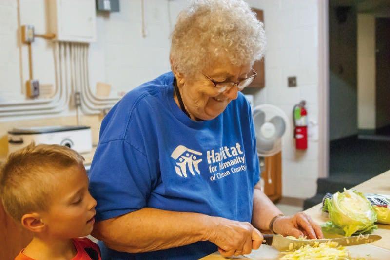 Feeding the soul-Ann Ott