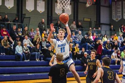 Red hot start carries Northeast by Tipton