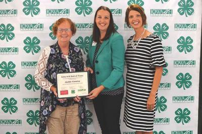Crowley - 4-H Hall of Fame