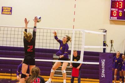 Sabers netters fall to rival Cardinals