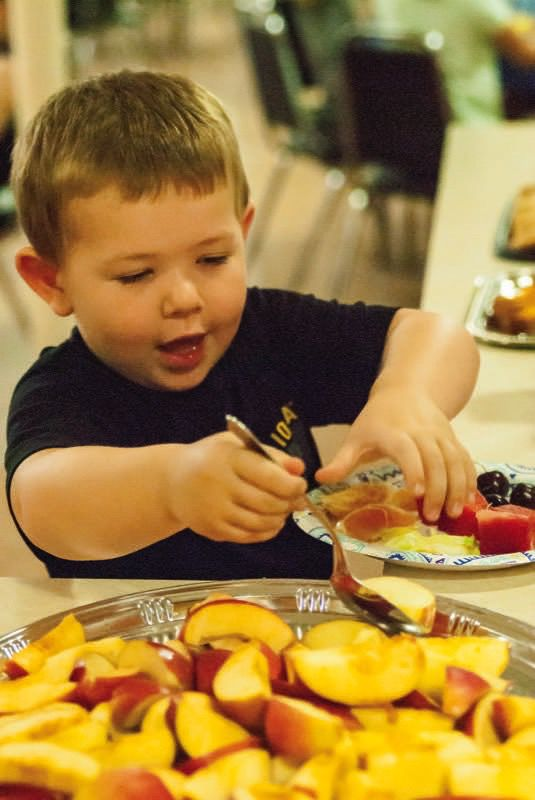 Feeding the soul-Jackson Lyter