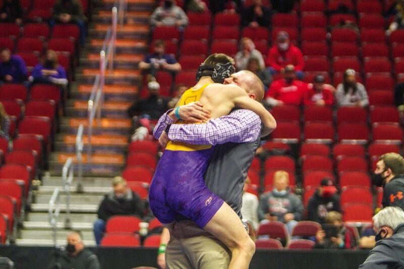 keaton and coach ohnemus sharing hug.jpg