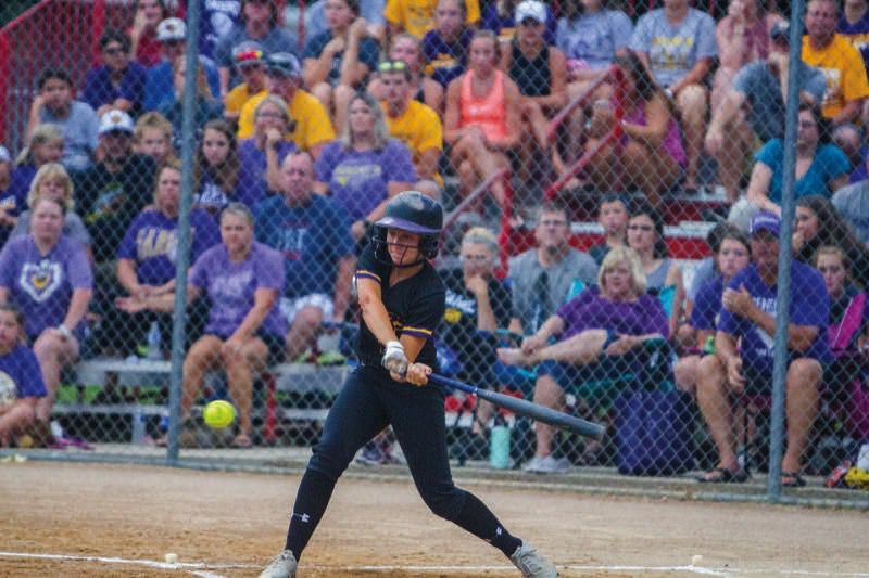 Long ball sinks Sabers-Payton Preston