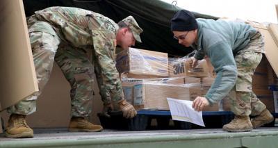 Iowa Guard delivers supplies Iowa Capital Dispatch