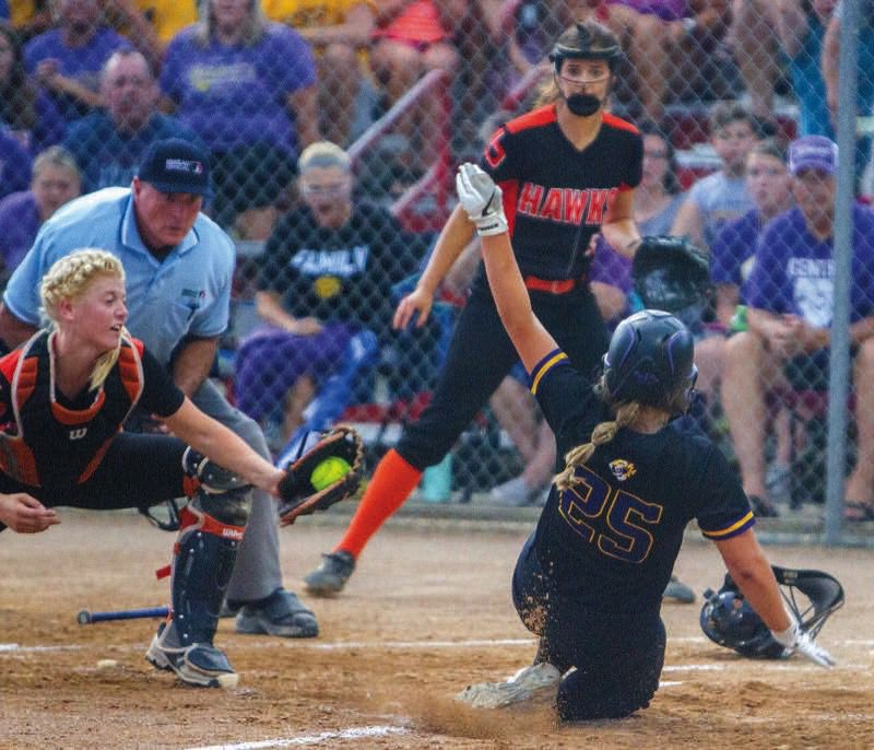 Long ball sinks Sabers-Hannah Pazkill