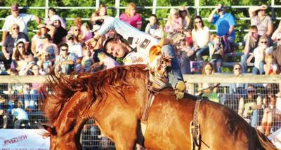 Jackson County Pro rodeo action returns