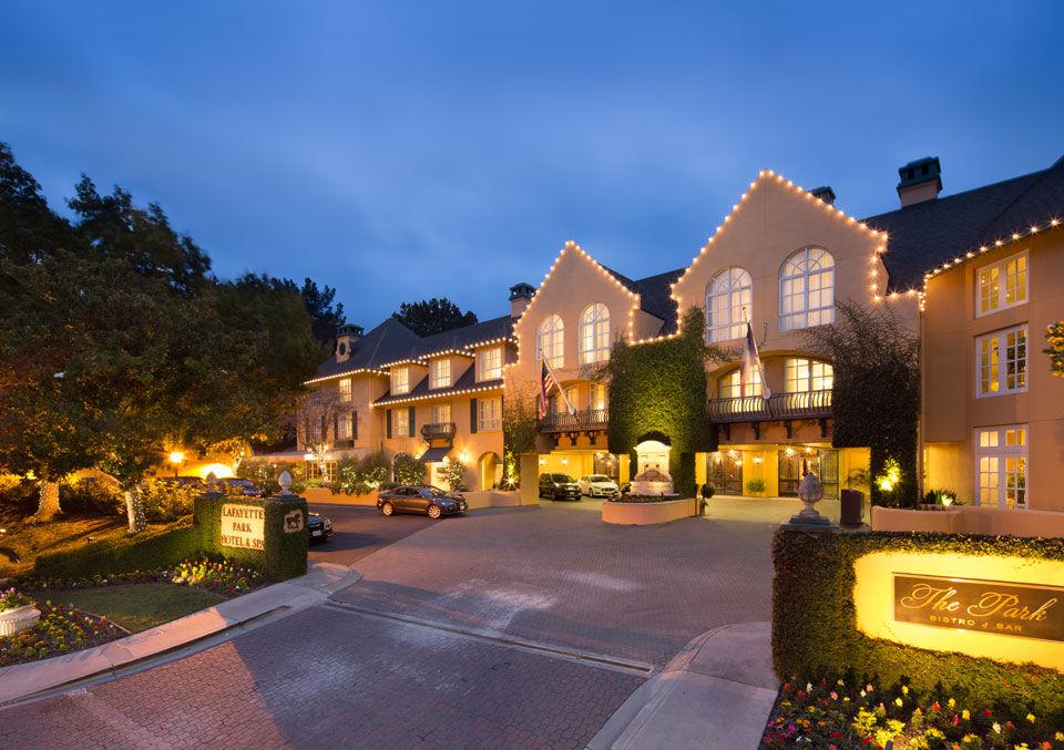 A Luxurious Staycation in Lafayette