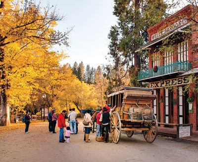 One Fine Weekend: Yosemite's Gateway Towns
