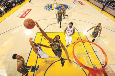 The Gold Standard: Celebrating the Warriors