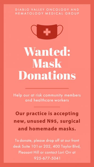 Masks Needed
