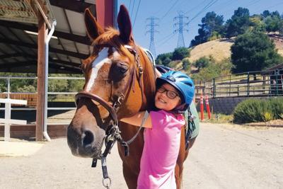 Horse Power: Orinda Equestrian Center Helps Those in Need