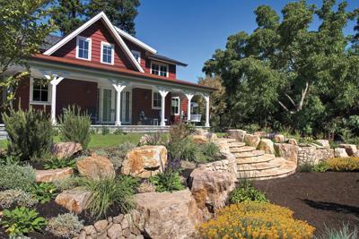 A Red Farmhouse