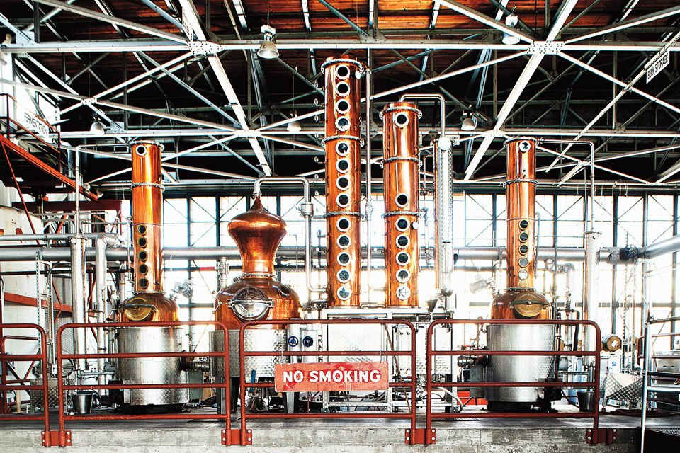 One Fine Day at East Bay Distilleries