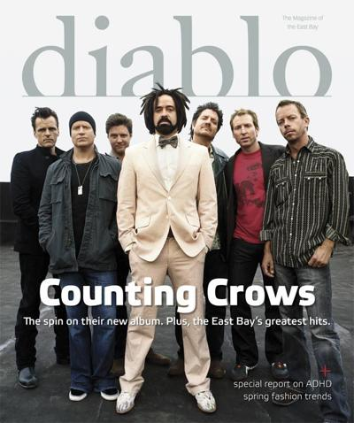 Long play version: An interview with Adam Duritz of Counting Crows