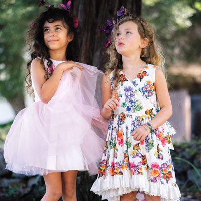 Small Wonders: East Bay Children's Fashion