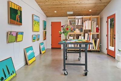 Art Studio Addition