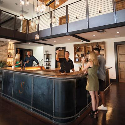 Shadowbrook Winery Opens Its Walnut Creek Tasting Room