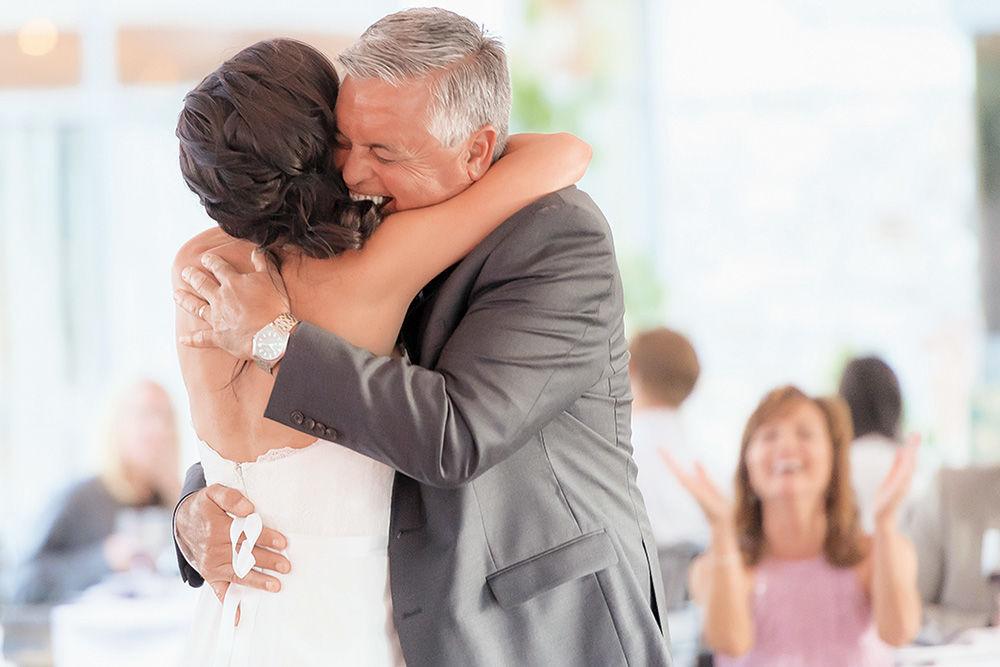 Real Weddings: Kristen Gates & Cole Breidenbach