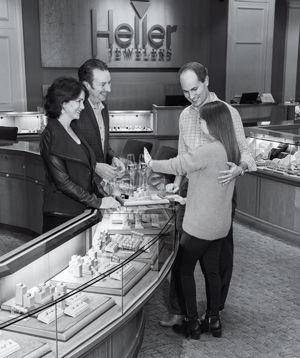 Scott and Catherine Heller—Heller Jewelers