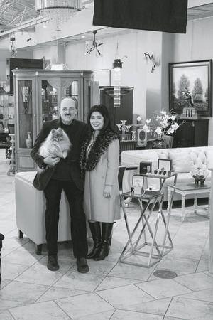 Albert Marcu And Audrey Han - Estates Consignments