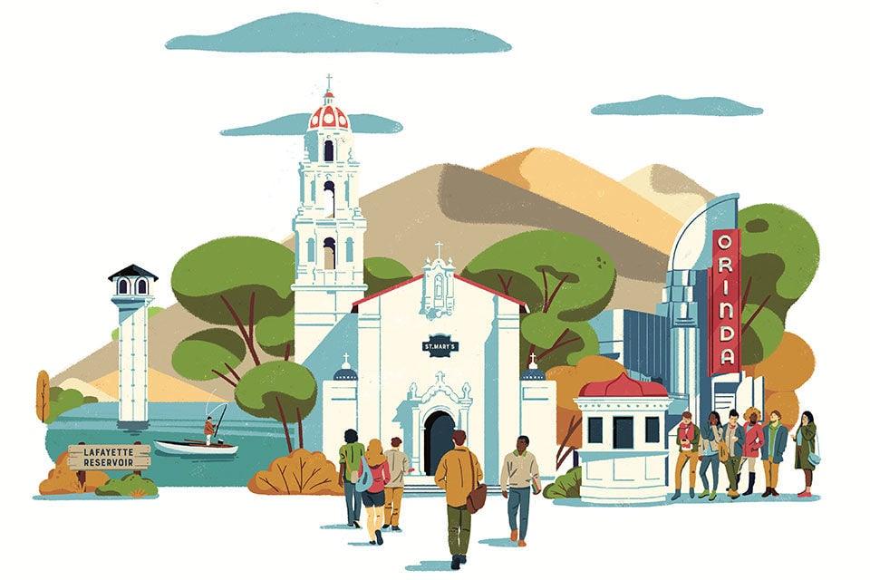 City Series: Insider's Guide to Lamorinda