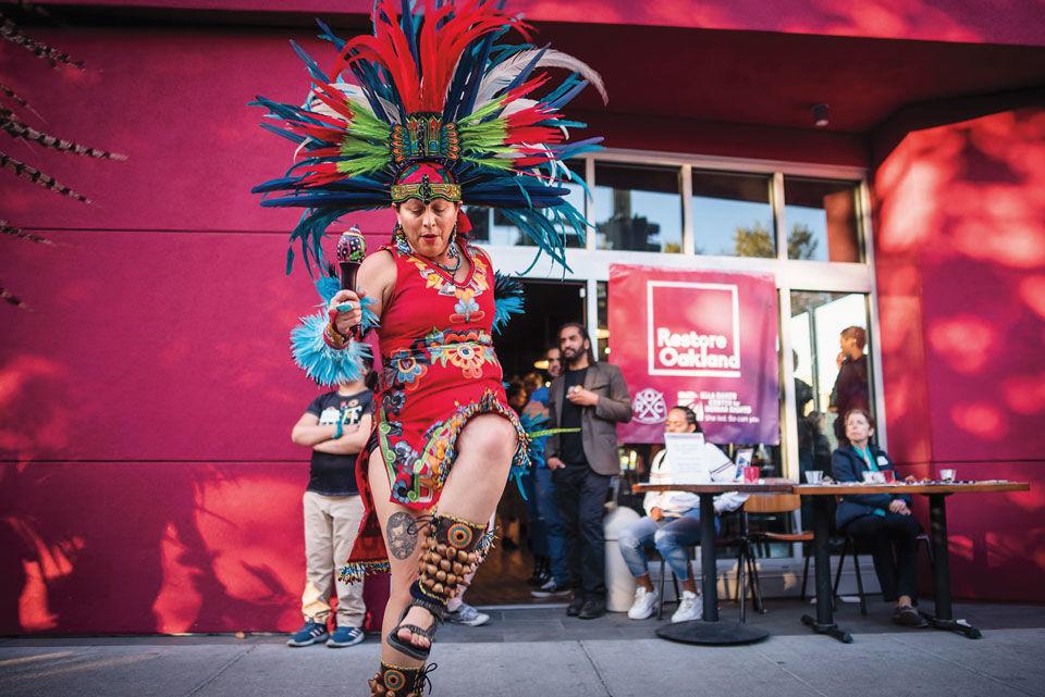 Colors: A Nonprofit Restaurant in Oakland