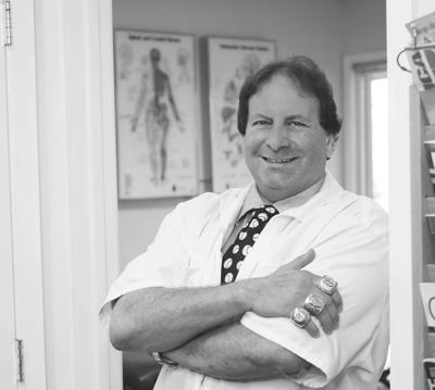 Michael Gazdar, DC, CCSP, QME— John Muir Chiropractic Center