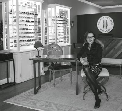 Shelley Wu, OD, FAAO— Poplar Spectacles  Optometry