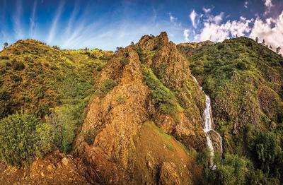 Three East Bay Waterfall Hikes