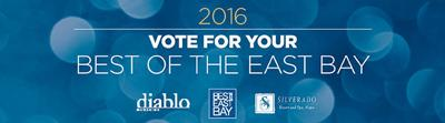 Best of the East Bay Voting 2016 [Voting is Closed]