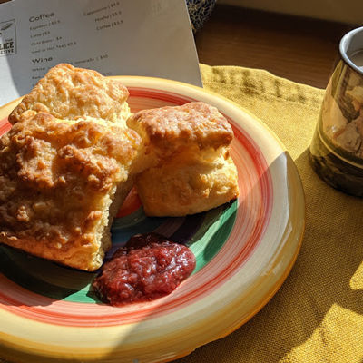 Diablo Dish: The Alice Collective Brings Biscuit-Based Sensibility to Oakland