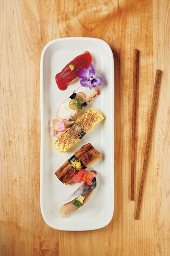 San Ramon's Bamboo Sushi Is Off the Hook