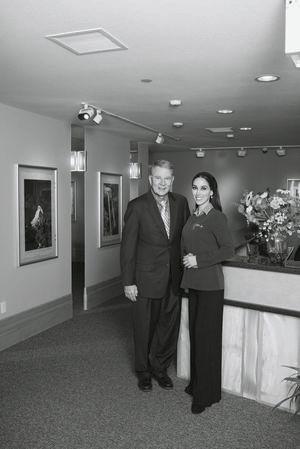 Michael Tomcik, MD and Shiva Seyedabadi, RN - Advanced Laser & Skin Care Center