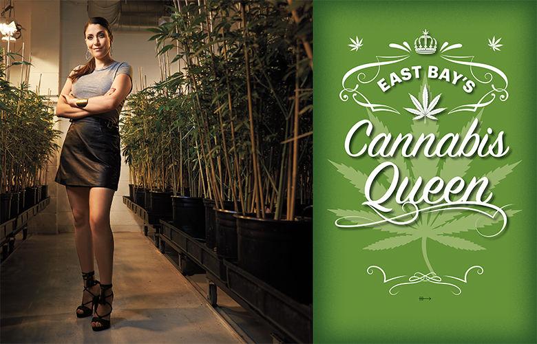 East Bay's Cannabis Queen
