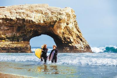 Glorious Coastal Getaways: Point Reyes, Santa Cruz, and Carmel-by-the-Sea