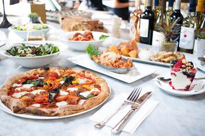 Diablo Dish: Concord's Todos Santos Plaza Welcomes Five New Dining Spots