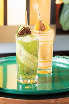 Mocktail Mania in the East Bay