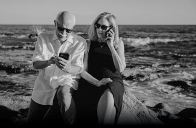 Jim Walberg and Ann Marie Nugent—Compass
