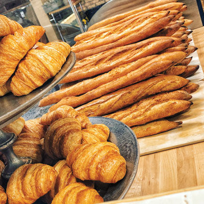 A Baker's Trio: New Bakeries in the East Bay