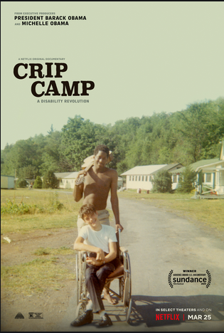 Netflix documentary CRIP CAMP is a must-see