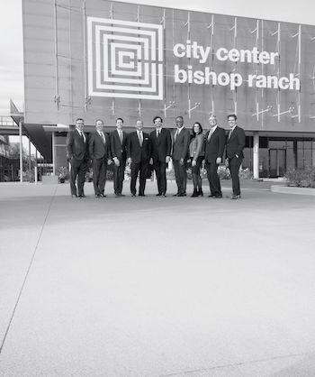 Senior Management Team - Bishop Ranch